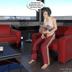 Porn Comics - Sex lesson for offspring Cartoon Comic