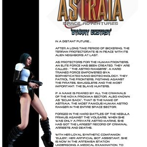 Amazing Astraia - Space Adventures - Bynary Ecstasy - Issue 1-7 Sex Comic HIP Comix 012