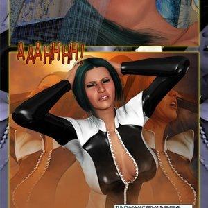 Amazing Astraia - Space Adventures - Bynary Ecstasy - Issue 1-7 Sex Comic HIP Comix 016