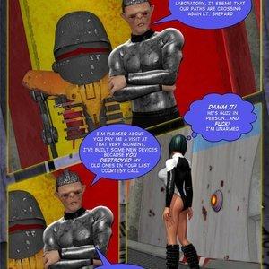 Amazing Astraia - Space Adventures - Bynary Ecstasy - Issue 1-7 Sex Comic HIP Comix 018