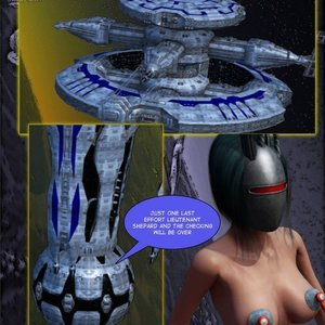 Amazing Astraia - Space Adventures - Bynary Ecstasy - Issue 1-7 Sex Comic HIP Comix 026