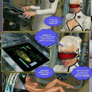 Amazing Astraia - Space Adventures - Bynary Ecstasy - Issue 1-7 Sex Comic HIP Comix 048