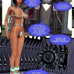 Amazing Astraia - Space Adventures - Bynary Ecstasy - Issue 1-7 Sex Comic HIP Comix 063