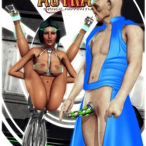 Amazing Astraia - Space Adventures - Bynary Ecstasy - Issue 1-7 Sex Comic HIP Comix 065
