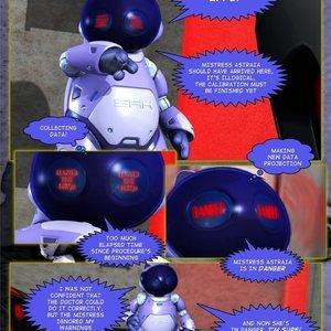 Amazing Astraia - Space Adventures - Bynary Ecstasy - Issue 1-7 Sex Comic HIP Comix 067