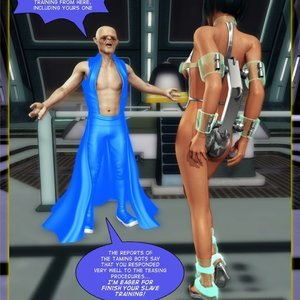 Amazing Astraia - Space Adventures - Bynary Ecstasy - Issue 1-7 Sex Comic HIP Comix 072