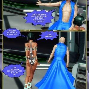 Amazing Astraia - Space Adventures - Bynary Ecstasy - Issue 1-7 Sex Comic HIP Comix 079