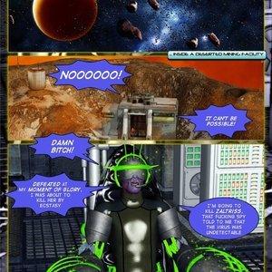 Amazing Astraia - Space Adventures - Bynary Ecstasy - Issue 1-7 Sex Comic HIP Comix 100