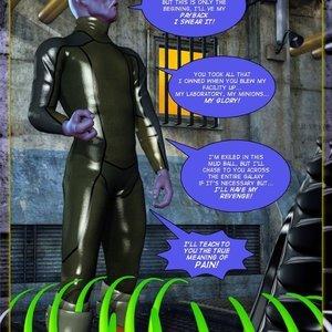 Amazing Astraia - Space Adventures - Bynary Ecstasy - Issue 1-7 Sex Comic HIP Comix 101