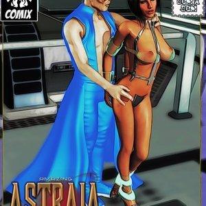 Amazing Astraia - Space Adventures - Bynary Ecstasy - Issue 1-7 Sex Comic HIP Comix 104