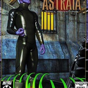 Amazing Astraia - Space Adventures - Bynary Ecstasy - Issue 1-7 Sex Comic HIP Comix 137