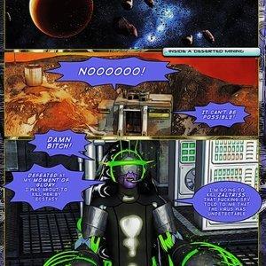 Amazing Astraia - Space Adventures - Bynary Ecstasy - Issue 1-7 Sex Comic HIP Comix 138
