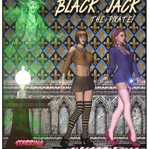 Black Jack The Pirate - Issue 1-9 Cartoon Porn Comic HIP Comix 001