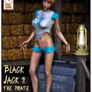 Black Jack The Pirate - Issue 1-9 Cartoon Porn Comic HIP Comix 002