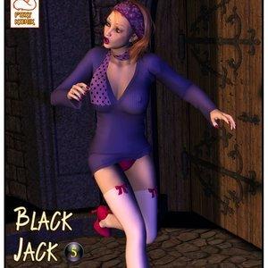Black Jack The Pirate - Issue 1-9 Cartoon Porn Comic HIP Comix 005