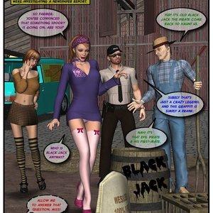 Black Jack The Pirate - Issue 1-9 Cartoon Porn Comic HIP Comix 016