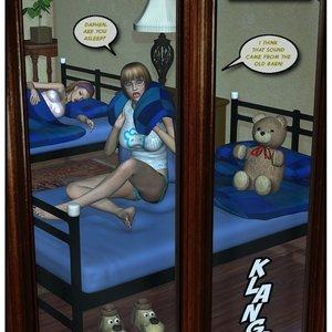 Black Jack The Pirate - Issue 1-9 Cartoon Porn Comic HIP Comix 020