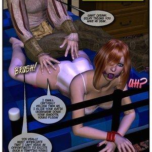 Black Jack The Pirate - Issue 1-9 Cartoon Porn Comic HIP Comix 044