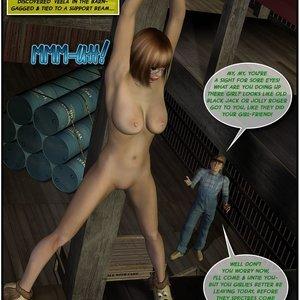 Black Jack The Pirate - Issue 1-9 Cartoon Porn Comic HIP Comix 057