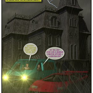 Black Jack The Pirate - Issue 1-9 Cartoon Porn Comic HIP Comix 061