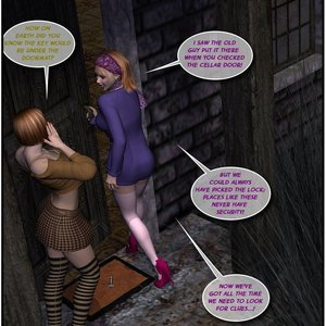 Black Jack The Pirate - Issue 1-9 Cartoon Porn Comic HIP Comix 063