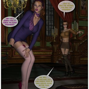 Black Jack The Pirate - Issue 1-9 Cartoon Porn Comic HIP Comix 065