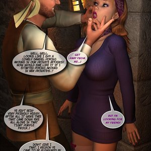Black Jack The Pirate - Issue 1-9 Cartoon Porn Comic HIP Comix 074