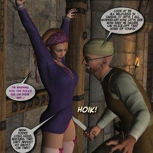Black Jack The Pirate - Issue 1-9 Cartoon Porn Comic HIP Comix 075