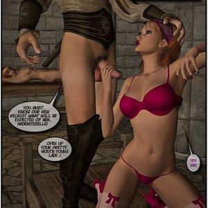 Black Jack The Pirate - Issue 1-9 Cartoon Porn Comic HIP Comix 086