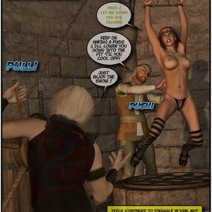 Black Jack The Pirate - Issue 1-9 Cartoon Porn Comic HIP Comix 091