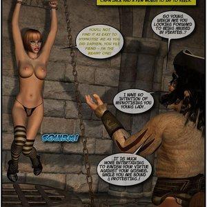 Black Jack The Pirate - Issue 1-9 Cartoon Porn Comic HIP Comix 097