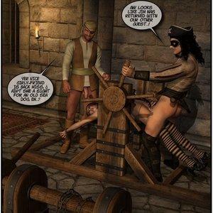 Black Jack The Pirate - Issue 1-9 Cartoon Porn Comic HIP Comix 105