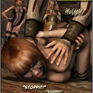 Black Jack The Pirate - Issue 1-9 Cartoon Porn Comic HIP Comix 111