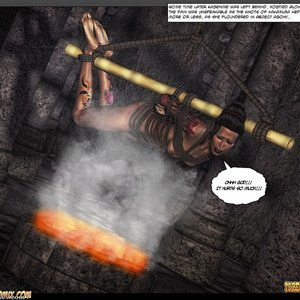Black Strix - The Black Hand of Fate - Issue 1-9 PornComix HIP Comix 045