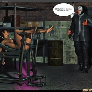 Black Strix - The Black Hand of Fate - Issue 1-9 PornComix HIP Comix 061