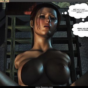 Black Strix - The Black Hand of Fate - Issue 1-9 PornComix HIP Comix 062
