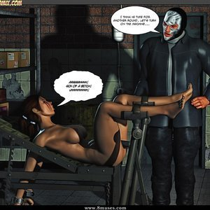 Black Strix - The Black Hand of Fate - Issue 1-9 PornComix HIP Comix 063