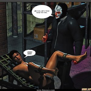 Black Strix - The Black Hand of Fate - Issue 1-9 PornComix HIP Comix 067