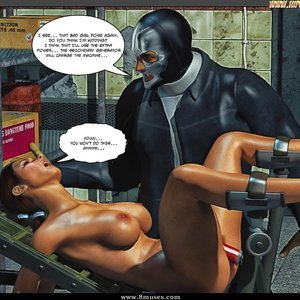 Black Strix - The Black Hand of Fate - Issue 1-9 PornComix HIP Comix 076