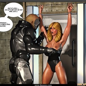 Black Strix - The Black Hand of Fate - Issue 1-9 PornComix HIP Comix 109