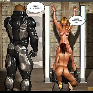 Black Strix - The Black Hand of Fate - Issue 10-16 PornComix HIP Comix 011