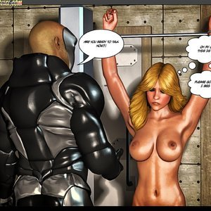 Black Strix - The Black Hand of Fate - Issue 10-16 PornComix HIP Comix 018
