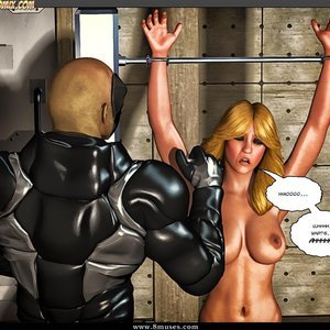 Black Strix - The Black Hand of Fate - Issue 10-16 PornComix HIP Comix 021