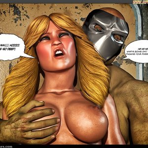 Black Strix - The Black Hand of Fate - Issue 10-16 PornComix HIP Comix 059