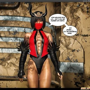 Black Strix - The Black Hand of Fate - Issue 10-16 PornComix HIP Comix 073