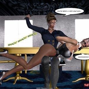 Casino Fatale - Issue 1-16 Sex Comic