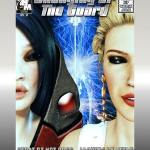 Changing of the Guard - Issue 1-17 PornComix HIP Comix 005