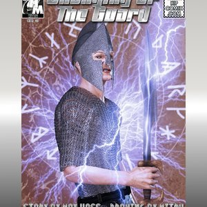 Changing of the Guard - Issue 1-17 PornComix HIP Comix 009