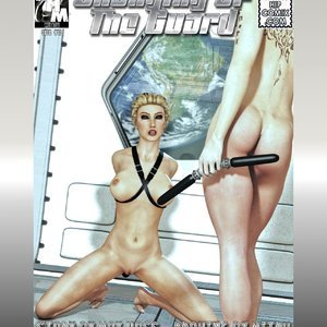 Changing of the Guard - Issue 1-17 PornComix HIP Comix 014