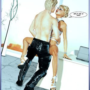 Changing of the Guard - Issue 1-17 PornComix HIP Comix 087